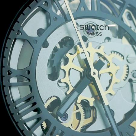 Swatch | Rosetta Nera